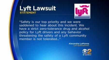 Lyft Lawsuit CBSLA