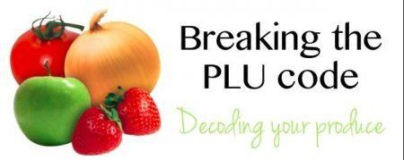 PLU Code 3 Calton Nutrition