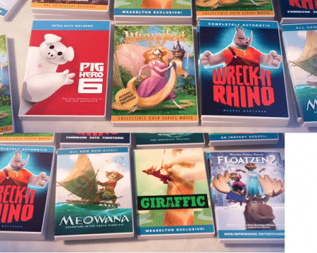 Zootopia Pirated Movies