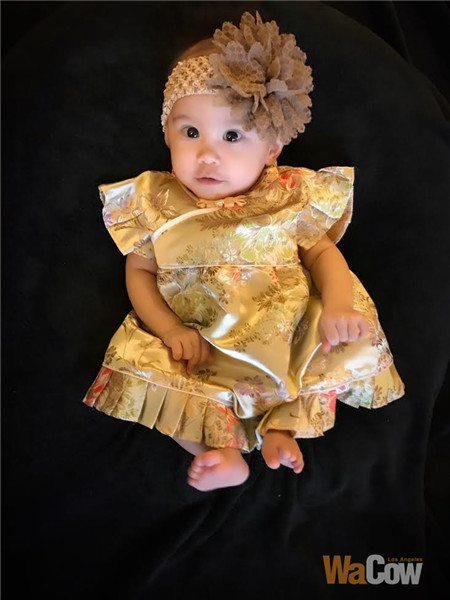 charming baby v301