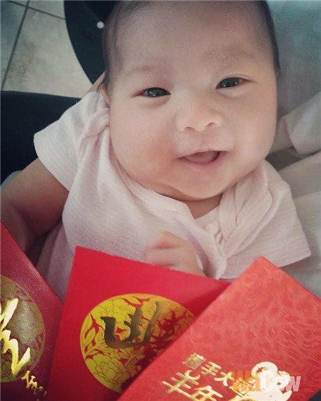charming baby v303