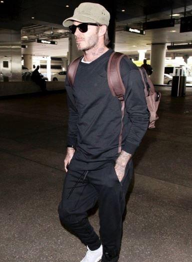Beckham GQ 7 GQ