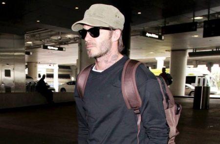 Beckham GQ 8 GQ