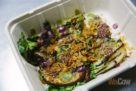 Charred Seasonal Vegetable 1