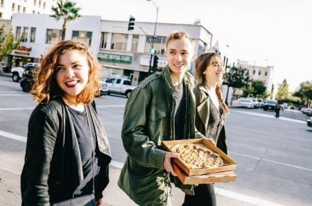 Blaze Pizza 1 Blaze Pizza