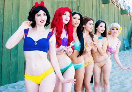 disney princess bikini 2 buzzfeed