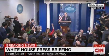 CNN Spicer 4 FanNews Clips