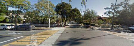 Marengo Ave at oak st 1 google map