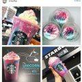 Starbucks Unicorn Drink 3 crazy4qs instagram