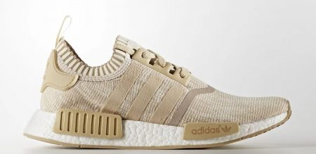 NMD Linen Khaki 1 Sole Collector