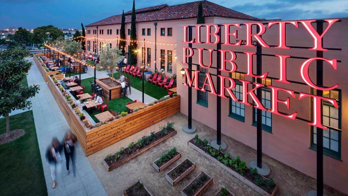 Public Market Outdoor