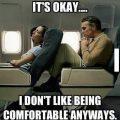 Tight Leg Room Meme 1 Gr8 Travel Tips