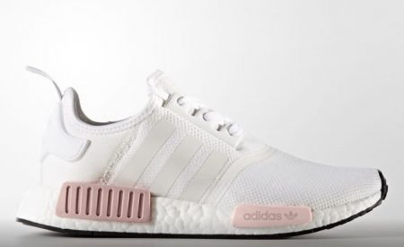 White Pink NMD 1 Sole Collector