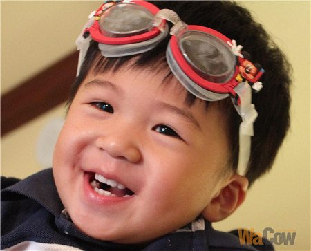 Anderson - 媽咪最大的幸福就是看見你那陽光般燦爛的笑容~