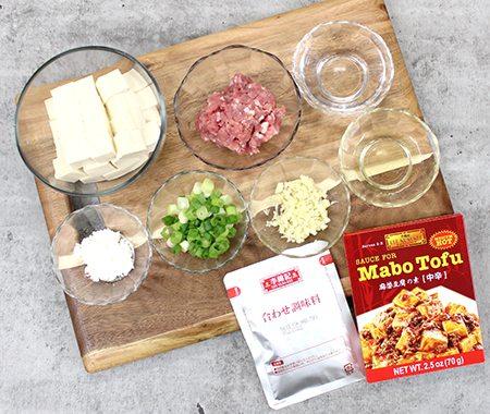 Mabo Tofu 1