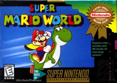 super mario world 1 the daily buzz