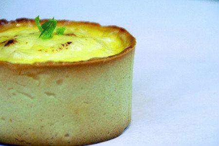 L'uxweet Cheese tart