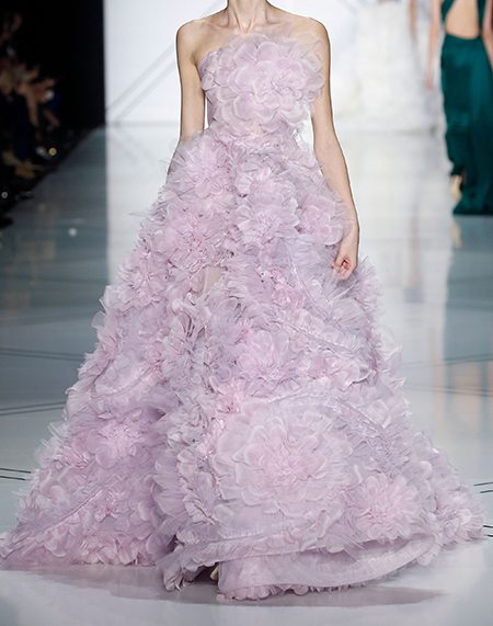 Wedding dress by Ralph & Russo via ralphandrusso.com