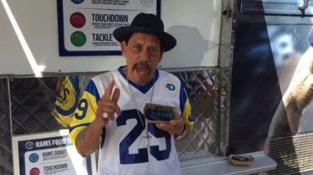 庆祝球季开幕 公羊队餐车将巡回大洛杉矶送你