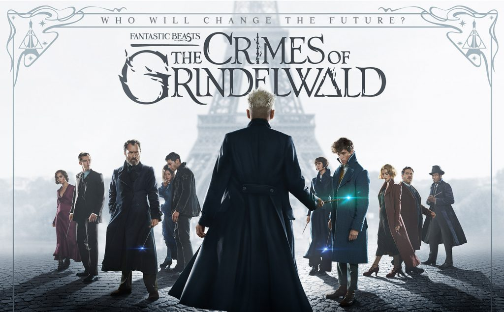 【哇靠直擊】FANTASTIC BEASTS: THE CRIMES OF GRINDELWALD