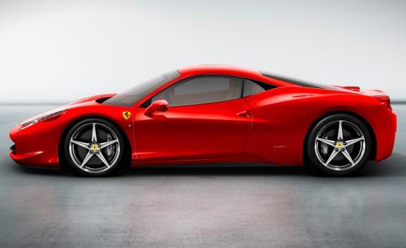 see more pictures: 2010 Ferrari 458 Italia