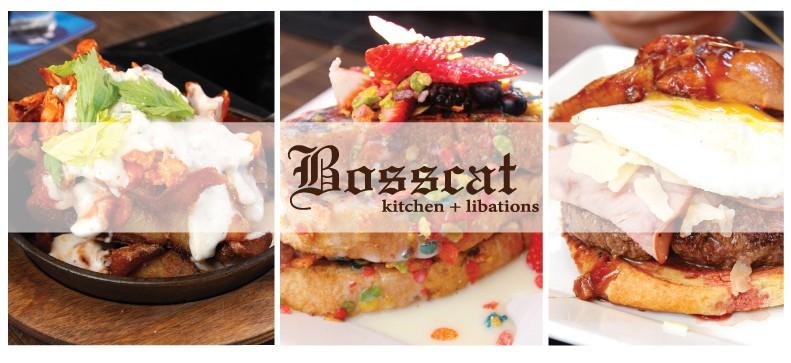 Bosscat kitchen libations wacowla for Bosscat kitchen