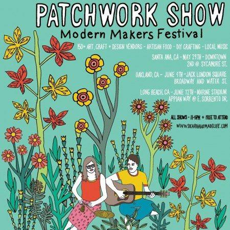 Vendorwiggle - Modern Makers Festival Patchwork Show