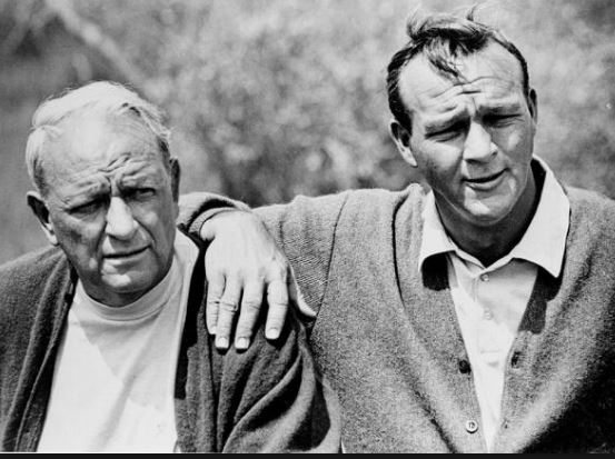 """Arnold Palmer Pictures His Life In Photographs: 高爾夫傳奇 """"The King """" Arnold Palmer 過世 享壽87"""